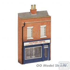 42-275 Scenecraft N Gauge Low Relief Model Shop