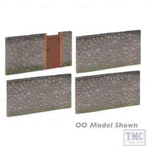 42-288 Scenecraft N Gauge Low Relief Urban Stone walling