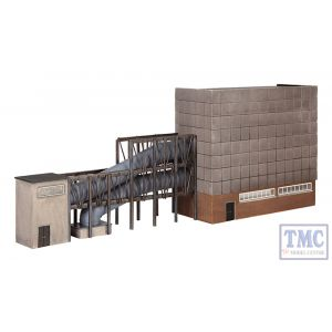42-299 Scenecraft N Gauge Low Relief Turbine Hall