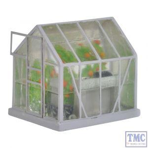 42-515 Scenecraft N Gauge Greenhouse