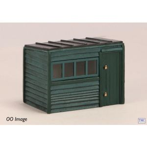 42-544 Scenecraft N Gauge Pent Roof Garden Shed