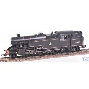 Bachmann OO Gauge Fairburn 2-6-4 Tank 42083 BR Lined Black E/Emb Real Coal & Renumbered by TMC