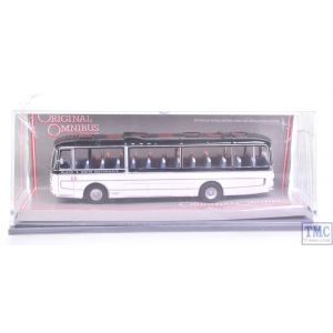 42401 Corgi Original Omnibus 1:76/4mm Scale Daimler Roadliner/Panorama I Black & White Motorways Ltd