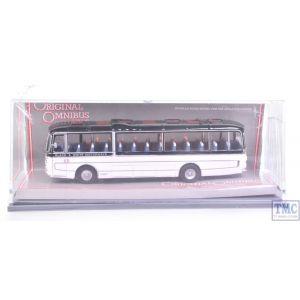 42401 Corgi Original Omnibus 1:76/4mm Scale Daimler Roadliner/Panorama I Black & White Motorways Ltd