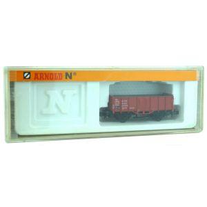 Arnold 4250 N Gauge Brown Wagon