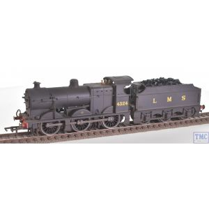 32-830A Bachmann OO Gauge LMS Ivatt 2MT 6418 LMS Black (Revised)