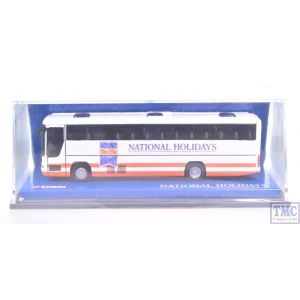 43319 Corgi 1:76/4mm Scale Plaxton Premier National Holidays Touring Coach