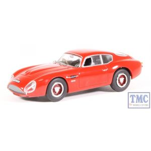 43AMZ003 Oxford Diecast O Gauge Aston Martin DB4GT Zagato Red