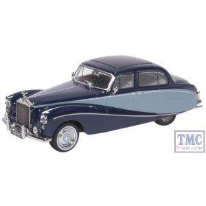43EMP002 Oxford Diecast O Gauge Rolls Royce Silver Cloud/Hooper Empress Two Tone Blue