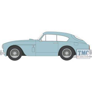 43AMDB2005 Oxford Diecast 1:43 Scale Aston Martin DB2 MKIII Saloon Elusive Blue
