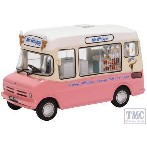 43CF001 Oxford Diecast O Gauge Bedford CF Ice Cream Van/Morrison Mr Whippy