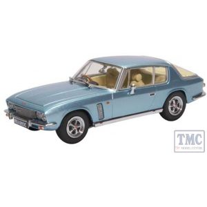 43JI009 Oxford Diecast O Gauge Jensen Interceptor Mk1 Crystal Blue