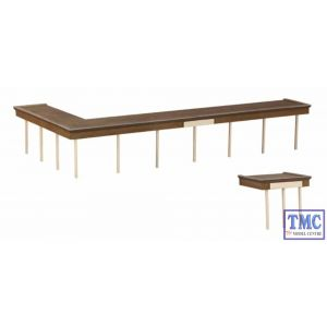 44-0015 Scenecraft OO Gauge Post War Station Canopy