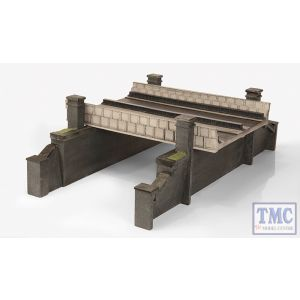 44-0017 Scenecraft OO Gauge Double Track Rail over Road Bridge