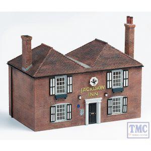 44-0020 Scenecraft OO Gauge The Jackdaw Pub