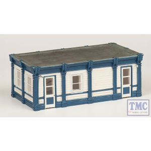 44-0043 Scenecraft OO Gauge Waiting Room and Ladies