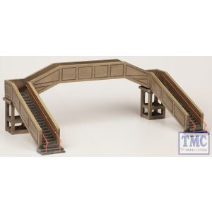 44-0044 Scenecraft OO Gauge Concrete footbridge