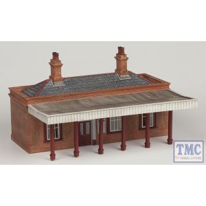44-0045 Scenecraft OO Gauge Suburban Station