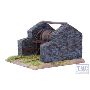 44-0049 Scenecraft OO Gauge Incline Winding House