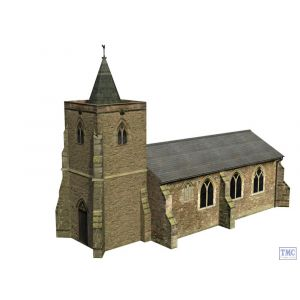44-0052 Scenecraft OO Gauge Church