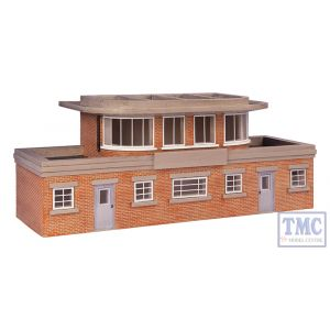 44-0059 Scenecraft OO Gauge Art Deco Signal Box