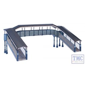 44-0061 Scenecraft OO Gauge Twin Track Footbridge