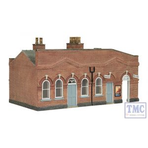 44-0065 OO Gauge Scenecraft March Station Waiting Room