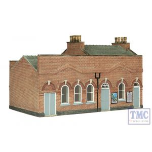 44-0066 OO Gauge Scenecraft March Station Ticket Office