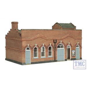 44-0067 OO Gauge Scenecraft March Station Facilities and Stores