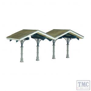 44-0068 Scenecraft OO Gauge March Station Canopy
