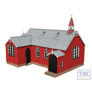 44-0069 OO Gauge Scenecraft Tabernacle