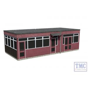 44-0070 OO Gauge Scenecraft Prefab Commercial Building