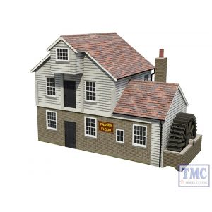 44-0076 OO Gauge Scenecraft Watermill