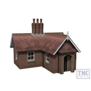 44-0078 OO Gauge Scenecraft Crossing Keepers Cottage