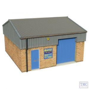 44-0090 Scenecraft OO Gauge Small Industrial unit