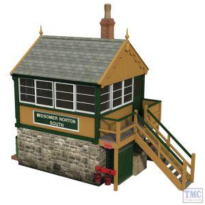 44-0100 Scenecraft OO Gauge Midsomer Norton Signal Box