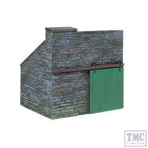 44-0103 Scenecraft OO Gauge Narrow Gauge Slate Built Coal Store