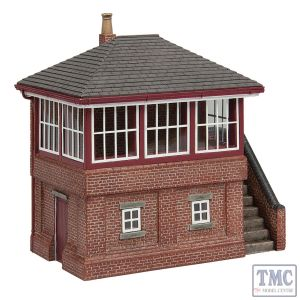 44-0115 Scenecraft OO Gauge Lucston Signal Box