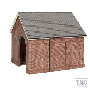 44-0116 Scenecraft OO Scale Lucston Goods Shed