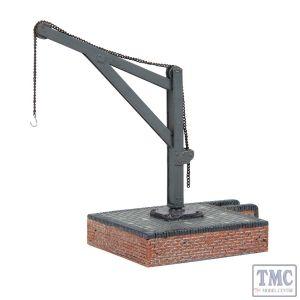 44-0119 Scenecraft OO Gauge Lucston Yard Crane