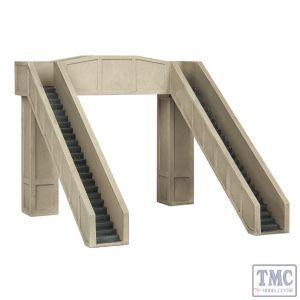 44-0120 Scenecraft OO Gauge Lucston Footbridge