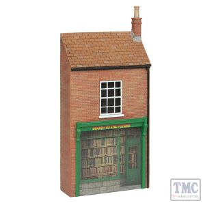 44-0121 Scenecraft OO Scale Low Relief Lucston Book Shop