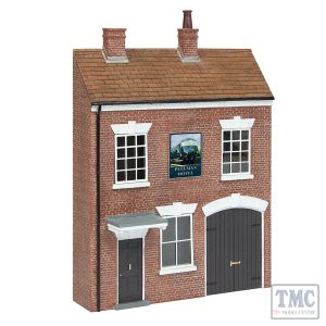 44-0122 Scenecraft OO Scale Low Relief Lucston Pullman Hotel
