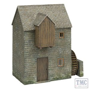 44-0131 Scenecraft OO Scale Wigmore Watermill