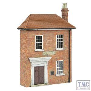 44-0139 Scenecraft OO Gauge Low Relief Lucston Bank