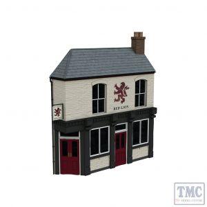 44-0201 Scenecraft OO Gauge Low Relief Corner Pub