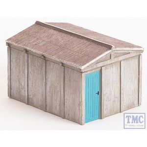44-036 Scenecraft OO Gauge Sectional Lineside Hut