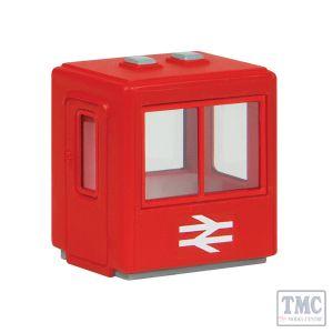 44-0511 Scenecraft OO Scale Platform Ticket Kiosk