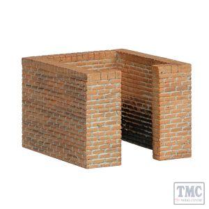 44-0512 Scenecraft OO Scale Brick Coal Bunker