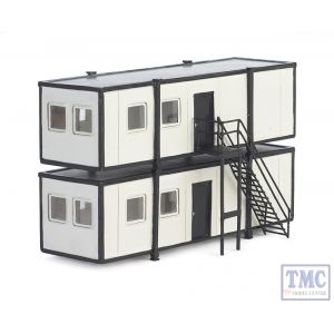 44-081 Scenecraft OO Gauge Portable Offices 130mm x 55mm x 77mm